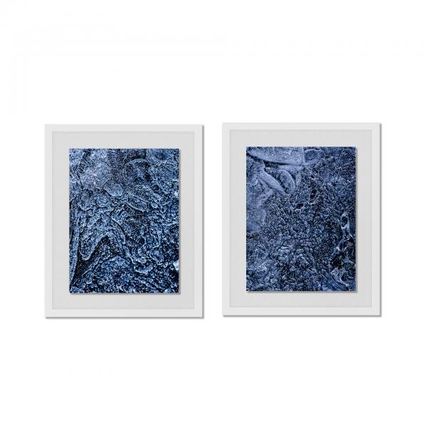 Blue Matter - Original Photographic Artwork by Alexandrea Tremaine